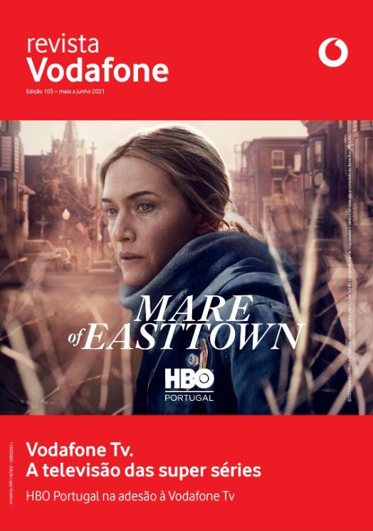 Revista Vodafone JUlho Agosto